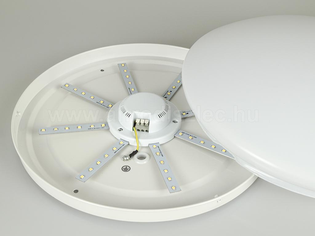 V-TAC UFO LED lámpa (24 Watt) természetes fehér - Ár: 5 200 Ft - V-TAC Falon kívüli LED panel ...