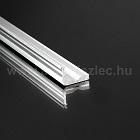 Image of Aluminium L profil LED szalaghoz 16x10 mm (nyers)